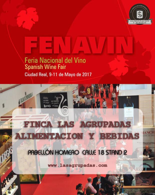 Finca las Agrupadas contará con un stand en FENAVIN